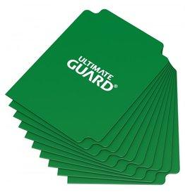 Ultimate Guard Ultimate Guard Card Dividers (Green)