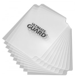 Ultimate Guard Ultimate Guard Card Dividers Clear (10)