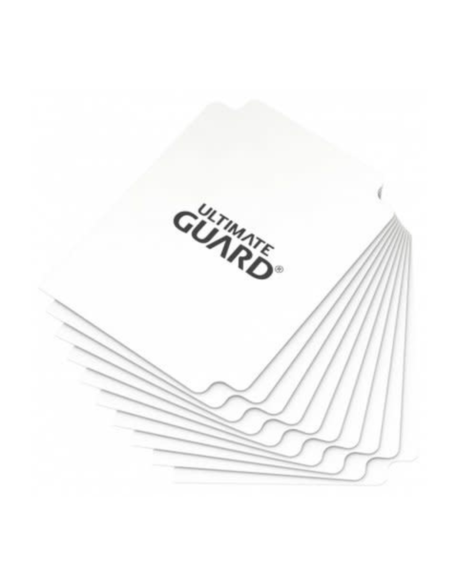 Ultimate Guard Ultimate Guard Card Dividers White (10)