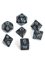 Chessex Speckled Poly Blue Stars (7)