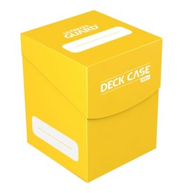 Ultimate Guard Deck Case 100+ Yellow