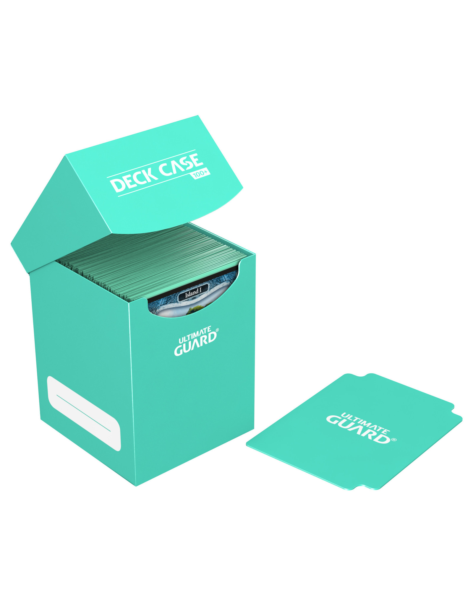 Ultimate Guard Deck Case 100+ Turquoise