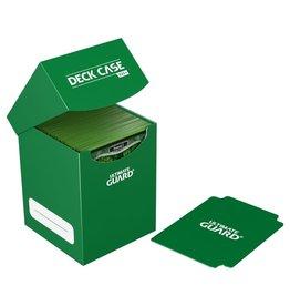 Ultimate Guard Deck Case 100+ Green