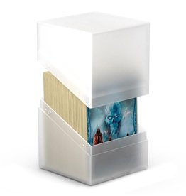 Ultimate Guard Frosted BOULDER DECK CASE