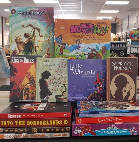 Free RPG Day Coming July 25th