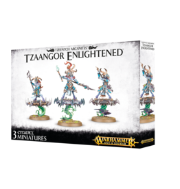 Games Workshop Tzeentch Arcanites: Tzaangor Enlightened