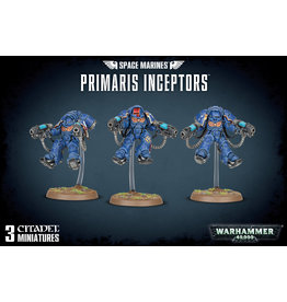 Games Workshop Space Marines Primaris Inceptors