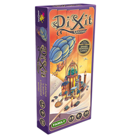Asmodee Editions Dixit: Odyssey