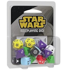 Fantasy Flight Games Star Wars Role Playing Dice