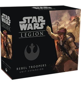 Fantasy Flight Games Star Wars: Legion - Rebel Troopers Unit Expansion