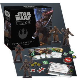 Fantasy Flight Games Star Wars: Legion - Wookie Warriors Unit Expansion
