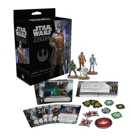 Fantasy Flight Games Star Wars: Legion - Rebel Specialists Personnel Expansion