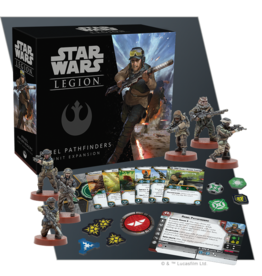 Fantasy Flight Games Star Wars: Legion - Rebel Pathfinders Unit Expansion