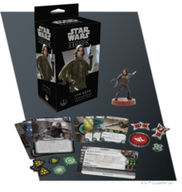 Fantasy Flight Games Star Wars Legion: Jyn Erso Expansion
