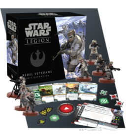 Fantasy Flight Games Star Wars: Legion - Rebel Veterans Unit Expansion