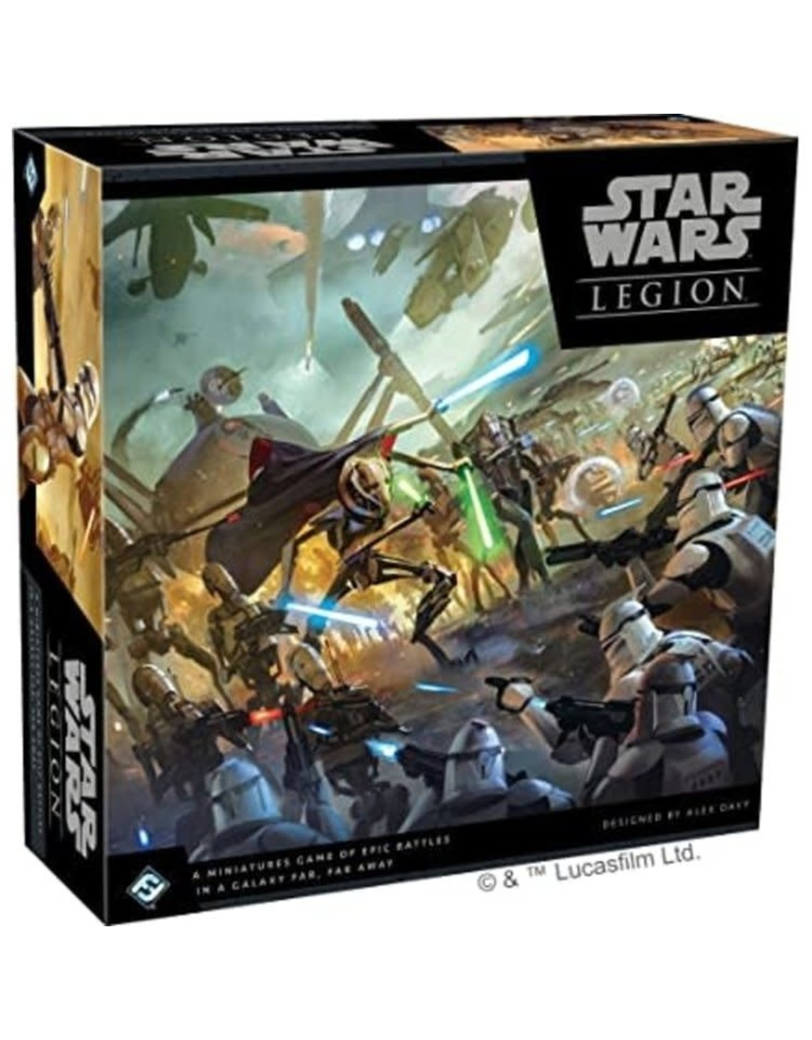 Fantasy Flight Games Star Wars: Legion - Clone Wars Core Set