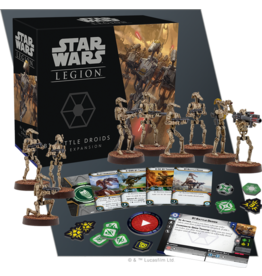 Fantasy Flight Games Star Wars: Legion - B1 Battle Droids Unit Expansion