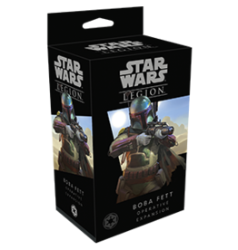 Fantasy Flight Games Star Wars: Legion - Boba Fett Operative Expansion