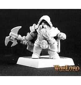 Reaper Miniatures Dwarven Pathfinder Grunt