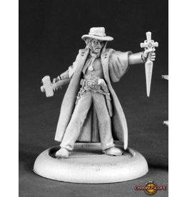 Reaper Miniatures Abraham Van Helsing