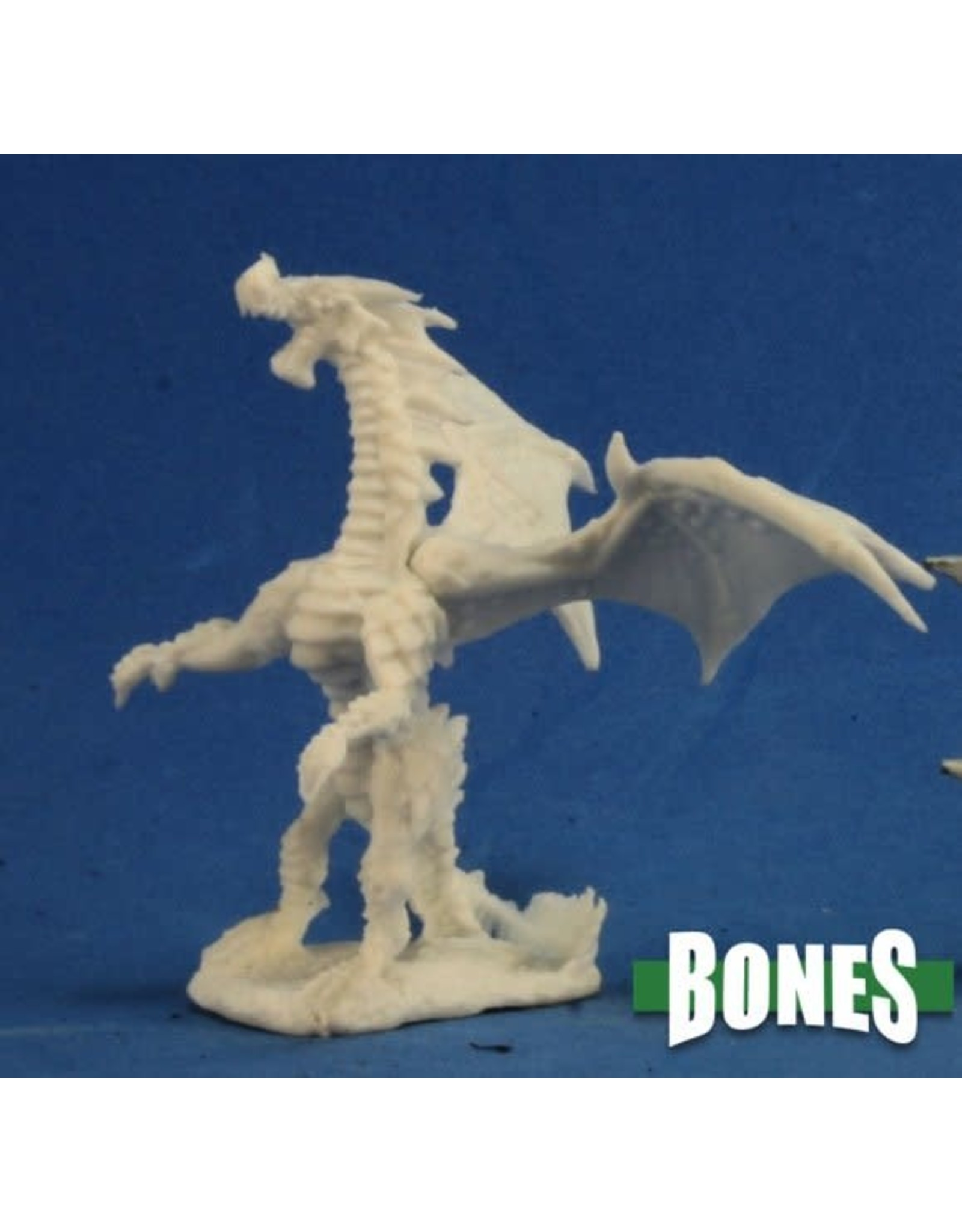 Reaper Miniatures Bones: Dragon Hatchling Red