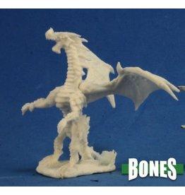 Reaper Miniatures Bones: Dragon Hatchling Red