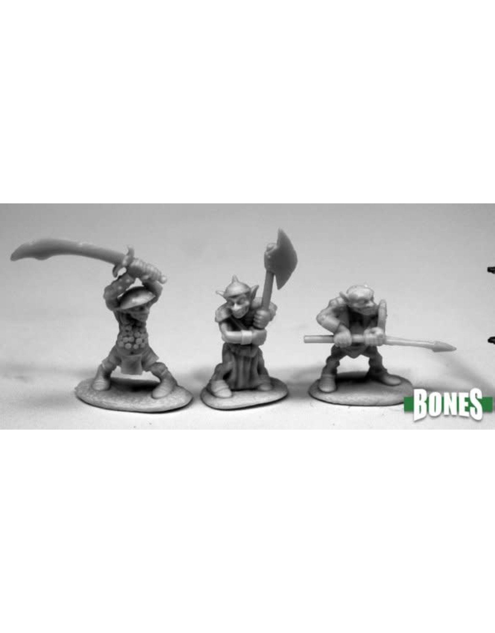 Reaper Miniatures Bones Goblin Warriors (6)