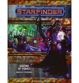 Paizo Starfinder Dead Suns Part 6 Empire of Bones