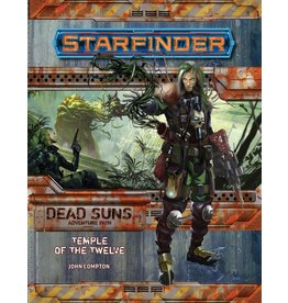 Paizo Starfinder Dead Suns Adventure Path Part 2: Temple of the Twelve
