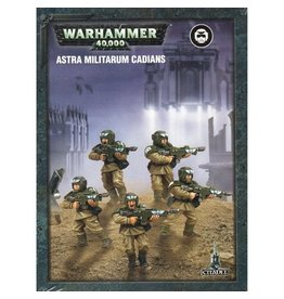 Games Workshop Easy to Build Astra Militarum Imperial Guard Cadians