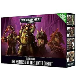 Games Workshop Death Guard: ETB Lord Felthius and The Tainted Cohort