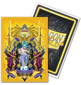 Arcane Tinmen Dragon Shields: (100) Matte Art - Queen Athromark