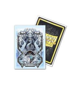 Arcane Tinmen Dragon Shields: (100) Art Sleeves Classic King Athromark III - Coat of Arms
