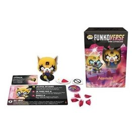 Funko POP! Funkoverse Strategy Game Aggretsuko 100 Expansion