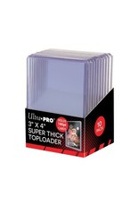 Ultra Pro Toploader: 3in x 4in Super Thick 180pt (10)