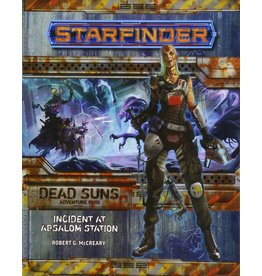 Paizo Starfinder Dead Suns Part 1 Adventure Path: Incident at Absalom Station