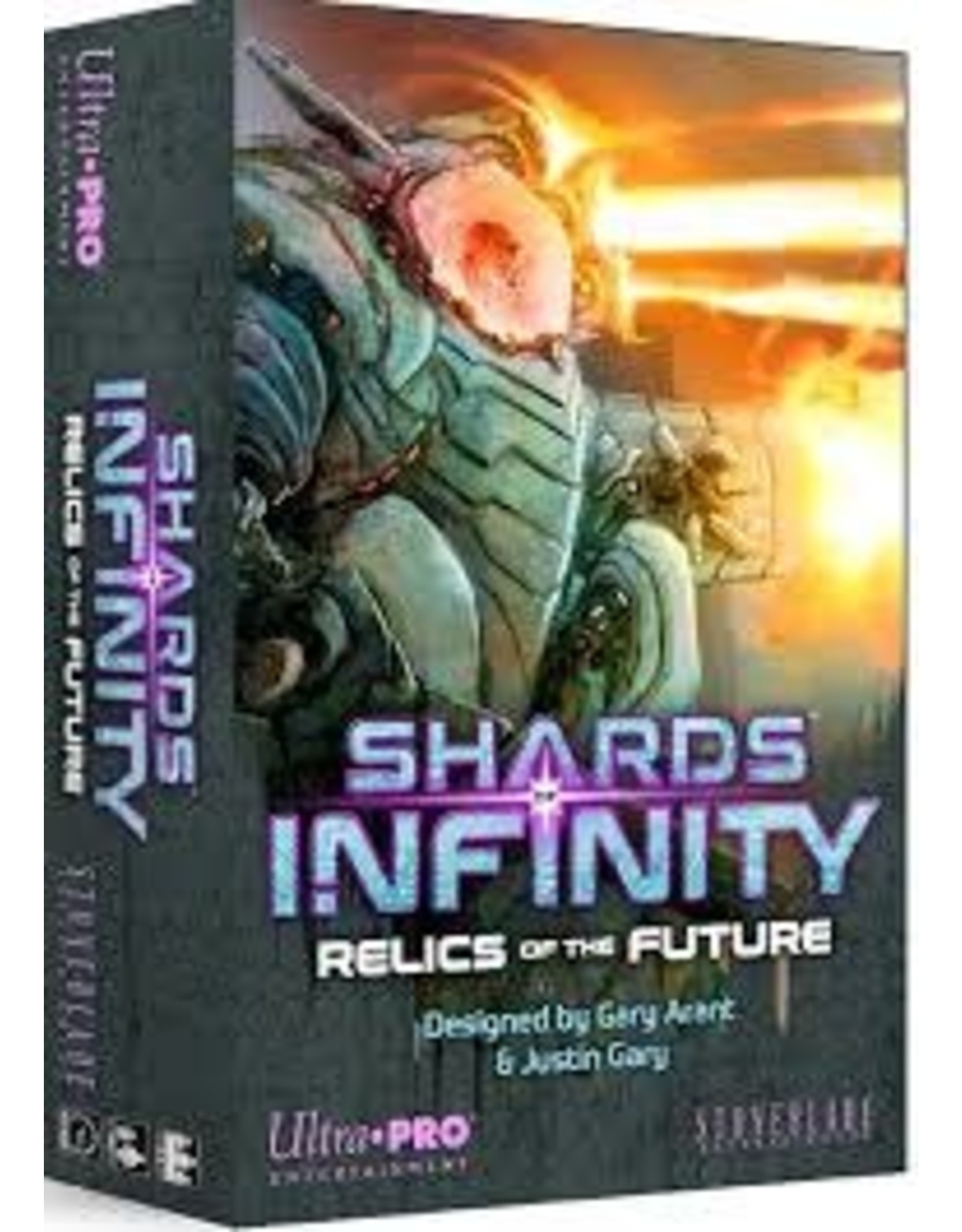 Ultra Pro Shards of Infinity: Relics of the Future Expansion