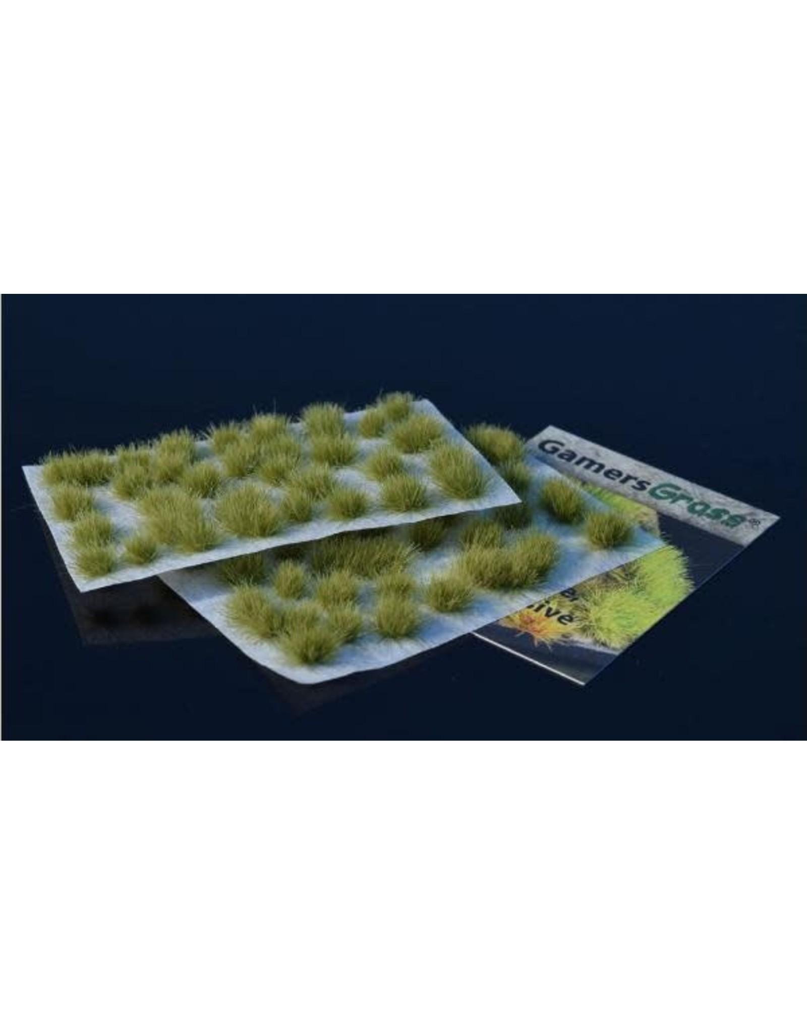 Gamer Grass Gamers Grass Dry Green Wild Tufts 6mm