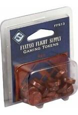 Fantasy Flight Games Red Gaming Tokens