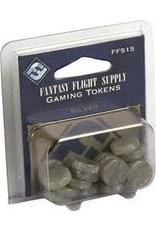 Fantasy Flight Games Silver Gaming Tokens