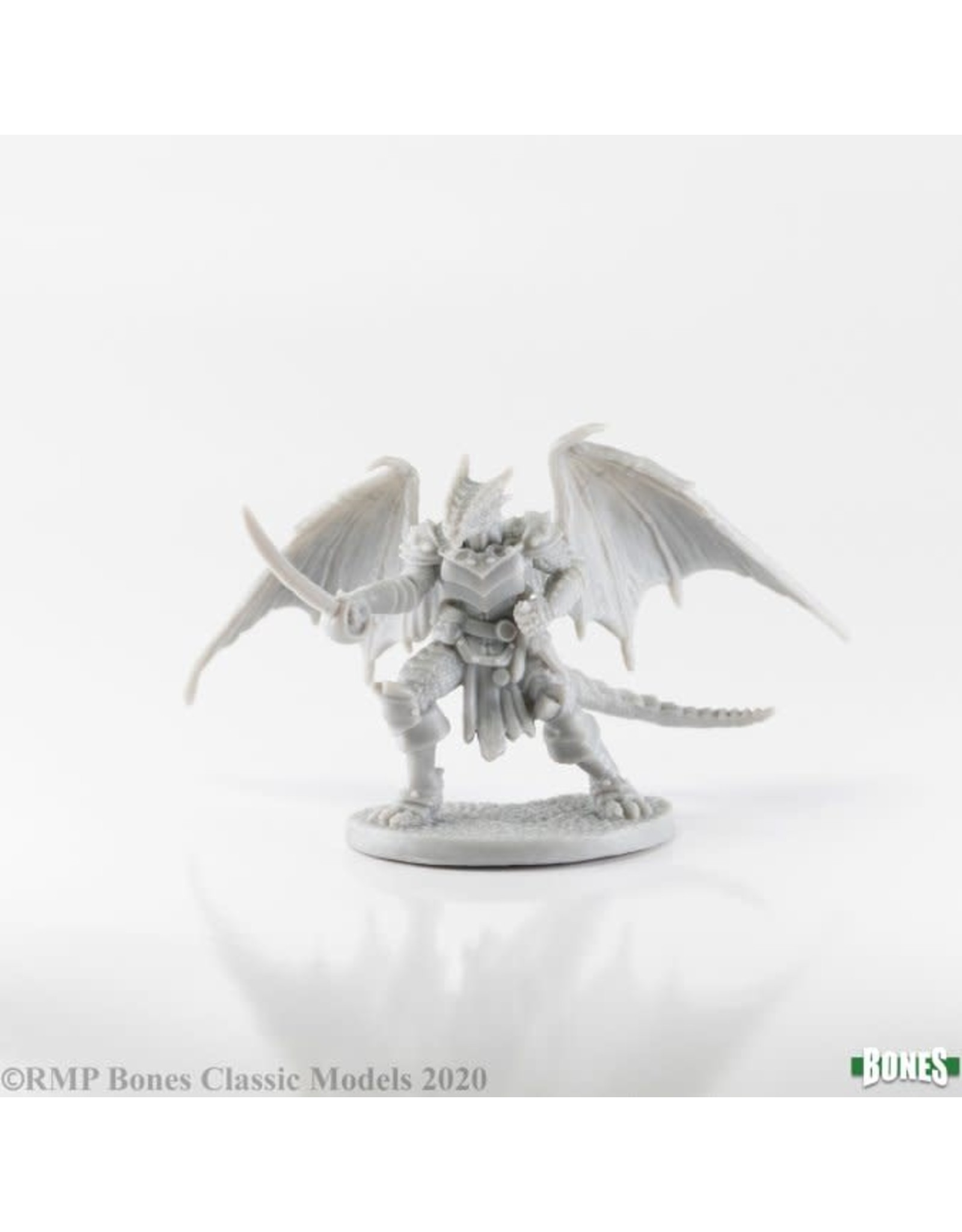 Reaper Miniatures Bones Tazythas, Dragonfold Rogue