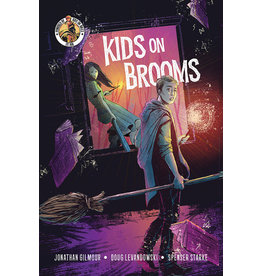 RENEGADE Kids on Brooms RPG: Core Rule Book