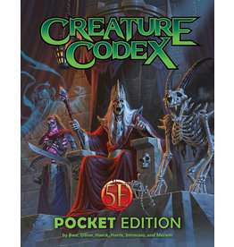 Dungeons and Dragons RPG: Creature Codex (Pocket Edition)