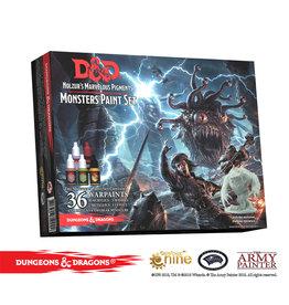 Army Painter Dungeons & Dragons Nolzur`s Marvelous Pigments: Monster Paint Set