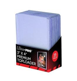Ultra Pro TOPLOADER - 3X4
