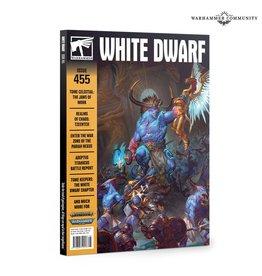 Games Workshop White Dwarf Monthly 455