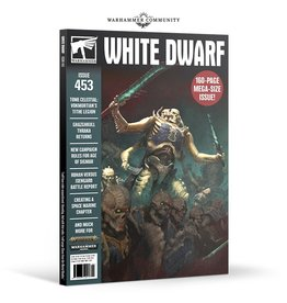 Games Workshop White Dwarf Monthly 453