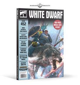 Games Workshop White Dwarf Monthly 452