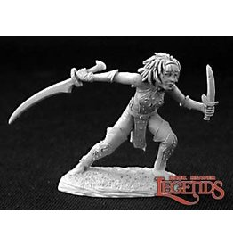 Reaper Miniatures LODONI, FEMALE ROGUE
