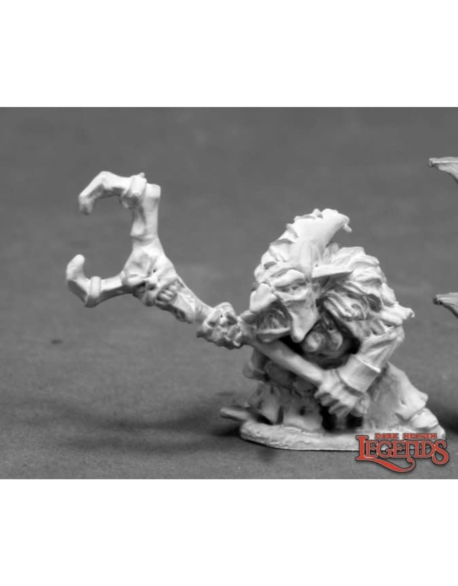 Reaper Miniatures SAKARAT, GOBLIN WIZARD
